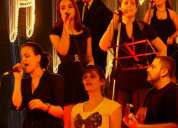 Aulas de canto popular e erudito