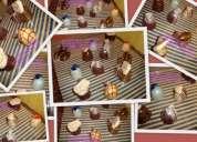 *** aula  natalina - trufas de chocolate em maringá - paraná ******
