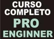 Curso pró-e - # prÓ-engineer # - curso completo