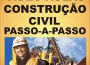 VÍdeo aulas construÇÃo civil - engenharia - 6 megas dvds