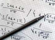 Professor de matemática teresina