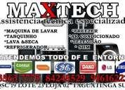 Maxtech assistência técnica especializada