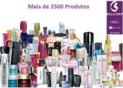 Revendedor de cosméticos - ganhe de 30% a 100%