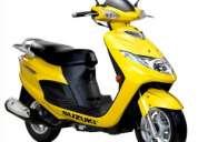 Compre parcelada sua moto com 0% de juros!