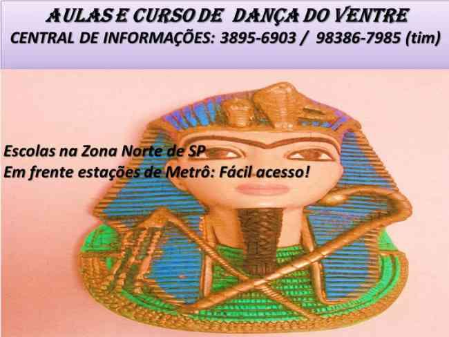 AULA DE DANCA DO VENTRE DANÇA TURCA ARABE EGIPCIA ZONA NORTE SP
