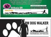 Rw dog walker atibaia