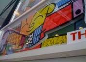 Multi vila mariana produtos quadros romero britto art reflexus zona sul sp