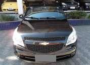 Chevrolet agile lt 1.4 8v flex 2010 preto rs 18,000,00