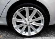 Jogo de rodas aro 20 com pneu semi novos