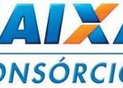 Consórcio contemplado caixa para aquisição de imóveis, crédito de r$ 61.500,00