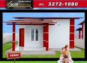 Excelente casa com 2/4 r$: 100.000