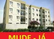 Apartamento 2 quartos c/ sacada 50 m2 no 2º andar