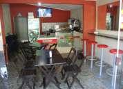 Ponto restaurante/lanchonete/cafeteria ,com possibilidade de morar no local