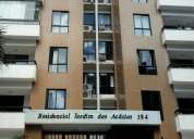 Aluguel 2q 1 suite, 2 garagens, varanda, armários, nascente.
