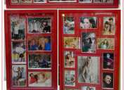 Porta retratos paredes e mesas prontos ou encomenda art reflexus vila mariana